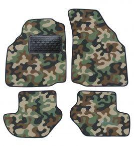 Maskačové textilní koberce pre Ford Puma 1997-2002 4ks