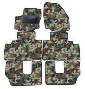 Maskačové textilní koberce pre Ford GALAXY /ALHAMBRA/2006-up