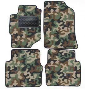 Maskačové textilní koberce pre Honda Accord 1998-2003 4ks