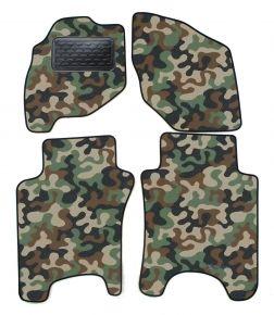 Maskačové textilní koberce pre Honda Jazz 2002-2008