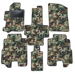 Maskačové textilní koberce pre Honda FRV  2004-2009