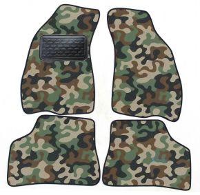Maskačové textilní koberce pre Hyundai Accent  1994-2000 4ks