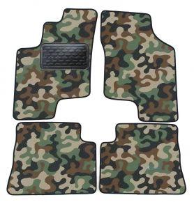 Maskačové textilní koberce pre Hyundai Getz 2003-up 4ks
