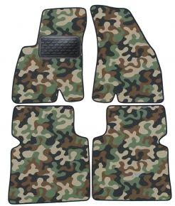 Maskačové textilní koberce pre Hyundai Santa FE 2001-2006
