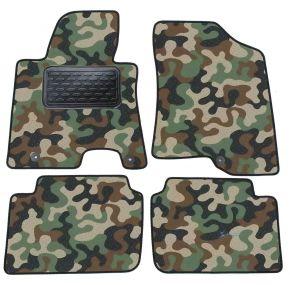 Maskačové textilní koberce pre Hyundai i30  / ceed  2007-2012