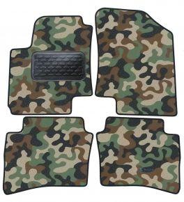 Maskačové textilní koberce pre Hyundai  i20 2008-2012
