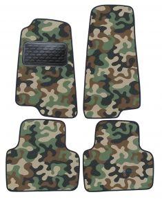Maskačové textilní koberce pre Jaguar XK 8/ XKR/ x100  coupe 96-06