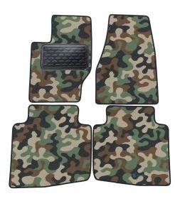 Maskačové textilní koberce pre Jeep Grand Cherokee 2005-2010  4ks