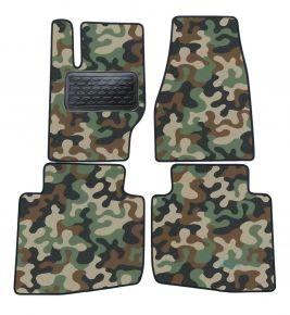 Maskačové textilní koberce pre Jeep Comander 2006-2010