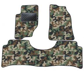 Maskačové textilní koberce pre Kia Sorento 2002-2009  4ks