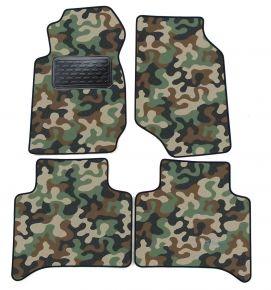 Maskačové textilní koberce pre Kia Sportage 1994-2004  4ks