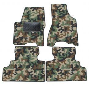Maskačové textilní koberce pre Kia Sportage 2004- 2010  4ks