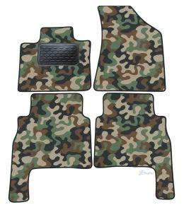 Maskačové textilní koberce pre Kia Sorento 2009-2012