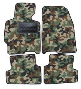Maskačové textilní koberce pre Mazda Xedos 6 1992-1999 4ks