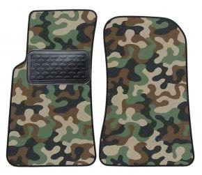 Maskačové textilní koberce pre Mazda Miata MX5  1991-2005  2ks