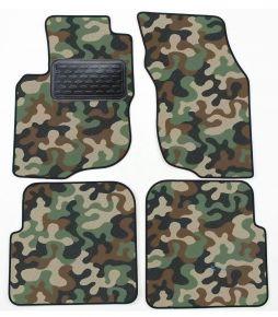 Maskačové textilní koberce pre Mitsubishi Carizma 1995-2004 4ks