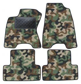 Maskačové textilní koberce pre Nissan X-trail  T31 2007-2011