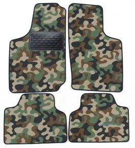Maskačové textilní koberce pre Opel Corsa B/ TIGRA A  1993-2000 4ks