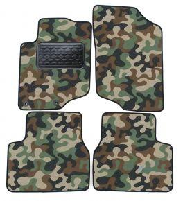 Maskačové textilní koberce pre Peugeot 207 2006-up /208  2012-up