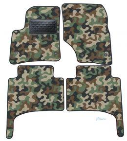 Maskačové textilní koberce pre Porsche Cayene/ VW Touareg 2002-2010