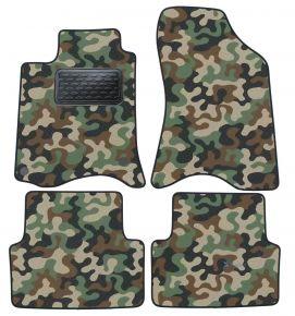 Maskačové textilní koberce pre Renault Laguna B 2001-2007