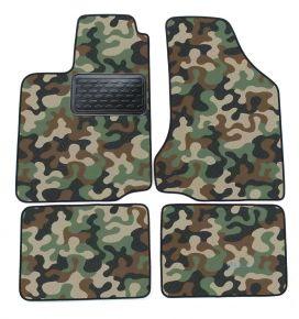 Maskačové textilní koberce pre Seat Cordoba 1999-2003 4ks