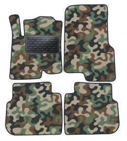 Maskačové textilní koberce pre Skoda Smart ForFour 2004-2006