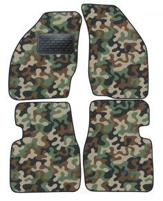 Maskačové textilní koberce pre Suzuki Baleno 1995-2007 4ks