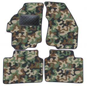Maskačové textilní koberce pre Suzuki Liana 2001-2007 4ks