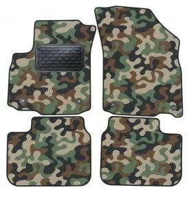 Maskačové textilní koberce pre Suzuki SX4  2005-2011  4ks