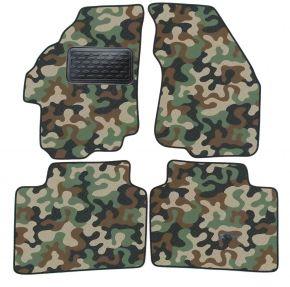 Maskačové textilní koberce pre Suzuki Liana 2007-up 4ks