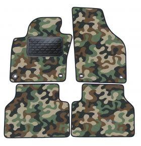 Maskačové textilní koberce pre Volkswagen Passat B6/B7  Passat CC