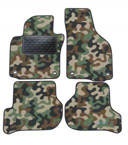 Maskačové textilní koberce pre Volkswagen Jetta 2005-2011 4ks
