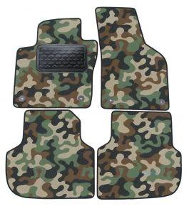 Maskačové textilní koberce pre Volkswagen Jetta 2012-up 4ks