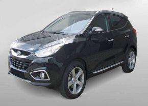 Boční nášlapy pro Hyundai Ix35 2010-2015