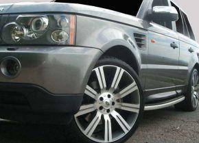 Boční nášlapy pro Land Rover Range Rover Sport OE Style 2006-2012