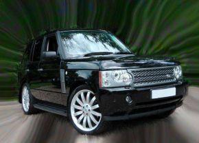 Boční nášlapy pro Land Rover Vouge OE Style 2002-2012