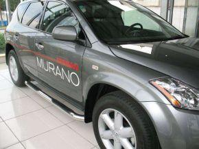Boční nerezové rámy pro Nissan Murano