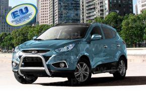 Přední rámy Steeler pro Hyundai ix35 2010-2013-2015 Typ A