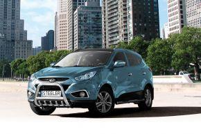 Přední rámy Steeler pro Hyundai ix35 2010-2013-2015 Typ G