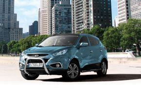 Přední rámy Steeler pro Hyundai ix35 2010-2013-2015 Typ U