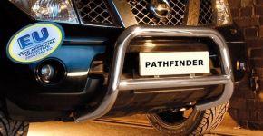 Přední rámy Steeler pro Nissan Pathfinder 2005-2010 Typ S