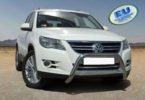 Přední rámy Steeler pro Volkswagen Tiguan 2010- Typ S