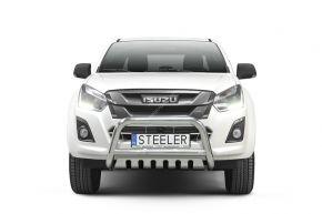 Přední rámy Steeler pro ISUZU D-MAX 2012-2017- Typ S