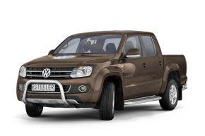 Přední rámy Steeler pro Volkswagen Amarok 2009-2016 Typ U