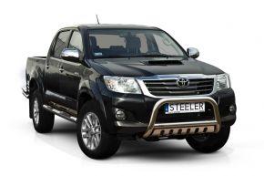 Přední rámy Steeler pro Toyota Hilux 2005-2011-2015 Typ S