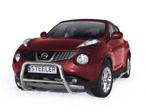 Přední rámy Steeler pro Nissan Juke 2010- up Typ A