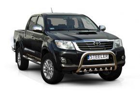 Přední rámy Steeler pro Toyota Hilux 2005-2011-2015 Typ G