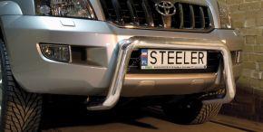 Přední rámy Steeler pro Toyota Land Cruiser 120 2003-2009 Typ U