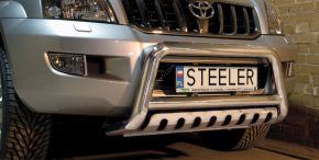 Přední rámy Steeler pro Toyota Land Cruiser 120 2003-2009 Typ S